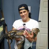 Slash france zoo nashville sam snake serpent meegan